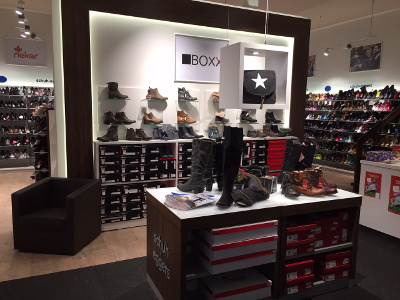 Schuh Eggers Barmstedt Boxx Shop